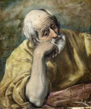 El Greco sprzedany za 791, 650 funtów!