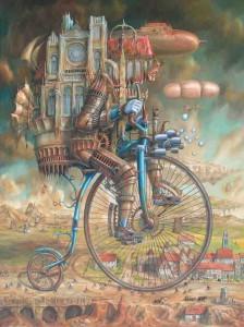 Nadsferyczny Cyklotronista