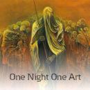 One Night One Art – Wystawa Krzysztofa Heksla, Piaseczno Showroom Art-Passion