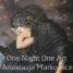 """One Night One Art – Wystawa Anastazji Markowicz """"Parada Planet"""", Piaseczno Showroom Art-Passion"""