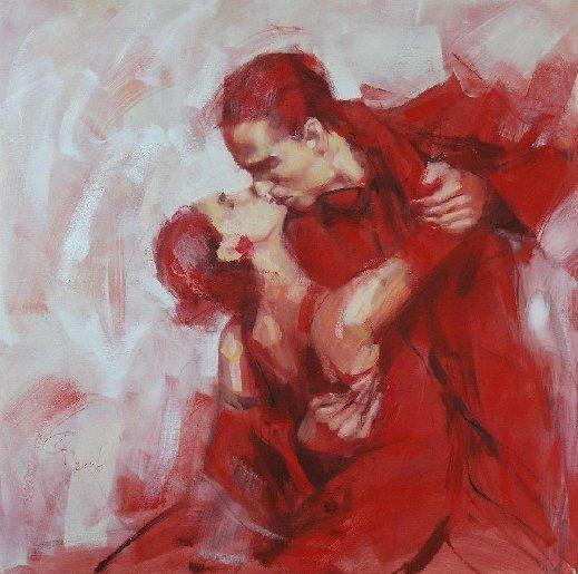 Czerwone tango, Renata Brzozowska. Czysta, nieskrępowana namiętność.