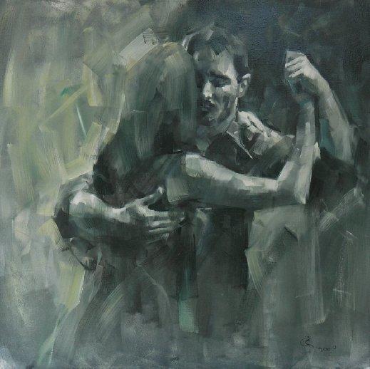 Our tango, Renata Brzozowska. Ten sam motyw, ta sama artystka, a miłość całkiem inna.