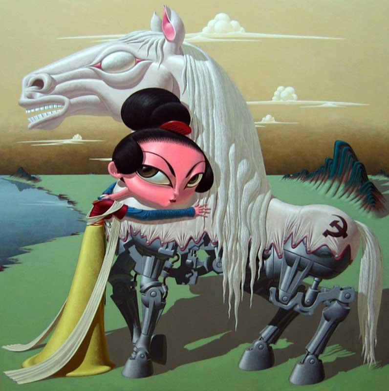 Surrealizm po chińsku