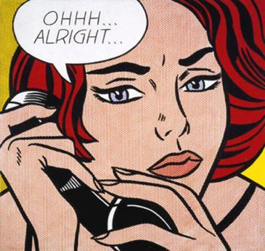 Największa wystawa prac Roya Lichtensteina!