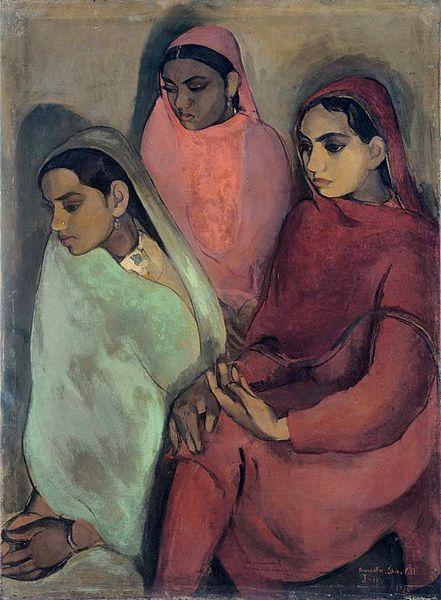 Indyjska Frida Kahlo