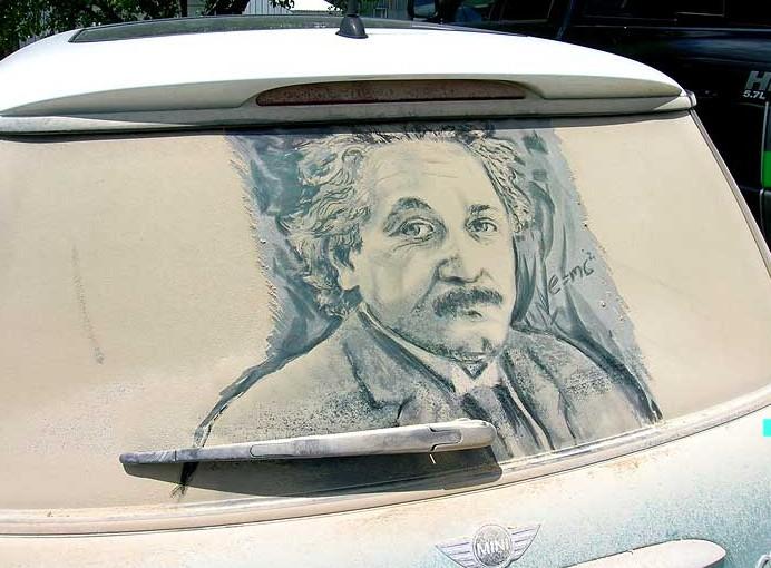 Artysta Brudnych Samochodów – Scott Wade