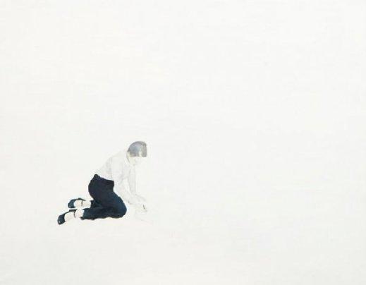 Malarstwo Kristiny Alisauskaite – opowieści monochromatyczne