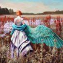Autoportret w tajemniczym ogrodzie – o malarstwie Joanny Sierko-Filipowskiej