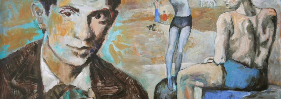 Ludzkie emocje zaklęte w obrazach – okres błękitny w twórczości Pablo Picasso
