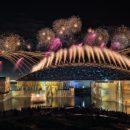 Nowoczesny i niezwykły Luwr w Emiratach Arabskich