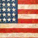 Jasper Johns. Gwiazda minimal artu