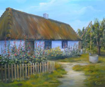 Country cottage - Agata Gumulska