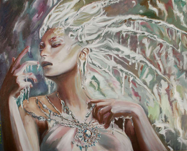 The Snow Queen. Alex Pelesh