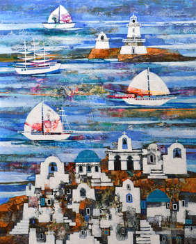 Holidays in the Cyclades - Alicja Słaboń Urbaniak