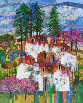 Spring in the mountains - Alicja Słaboń Urbaniak