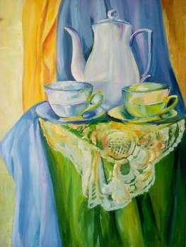 TEA FOR TWO - Anna  Michalczak