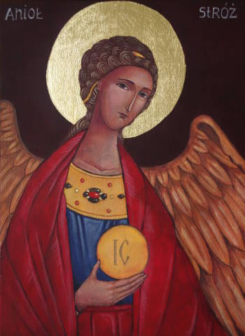 Angel Guardian icon - Anna Szostek