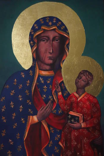 Our Lady of Czestochowa - Anna Szostek