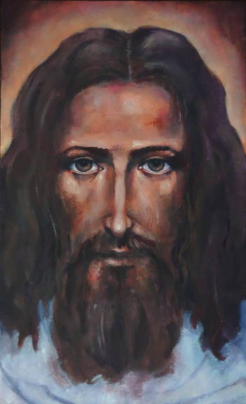 Face of Jesus - Anna Szostek