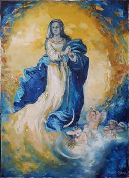 Assumption of the Blessed Virgin Mary - Arleta Eiben