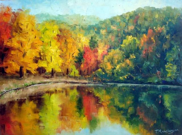 Autumn Armenian Art