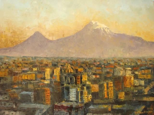 Painting Armenian Art