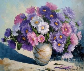 Asters - Armenian Art