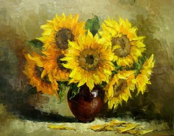Tournesols - Armenian Art