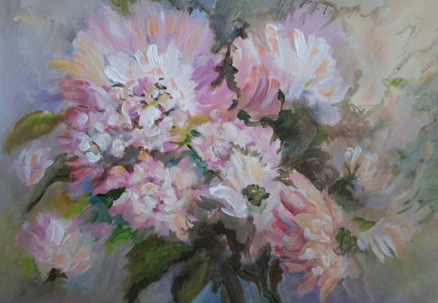Kwiaty Barbara Kowalska Touchofart