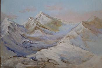 mountains - Barbara Kowalska