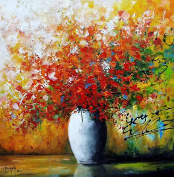 Bouquet Passion - Bruni Eric