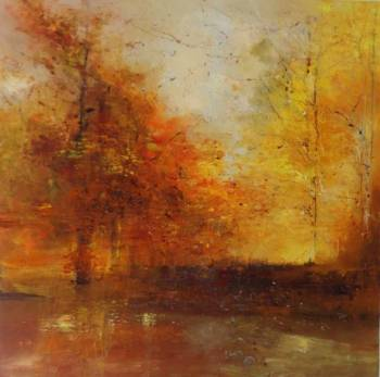 Forest theatre - Claire Wiltsher