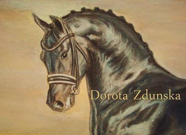 FURSTENBALL - ritratto di stallone, cavallo, quadro, pittura - ART ...