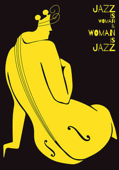 Jazz is Woman and Woman is Jazz - Damian Kłaczkiewicz
