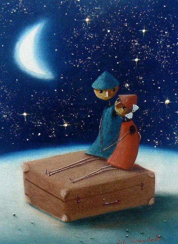 Sky full of stars Dariusz Twardoch