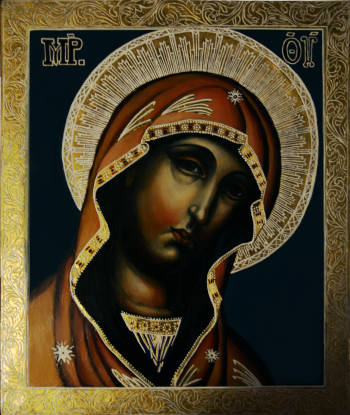 Mother of God - Drozdova Mariia