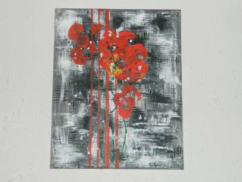 Red poppies - Estera  Grabarczyk