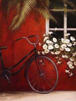 Bicycle - Fabrice De Villeneuve