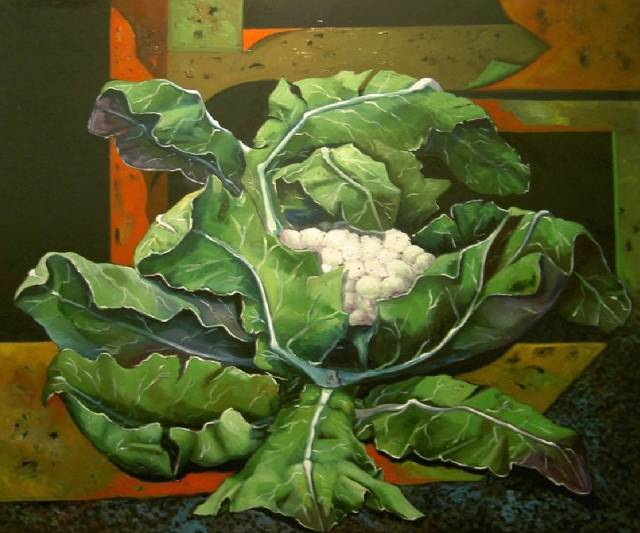 Cauliflower... Gilberto Carpo
