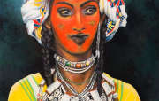 The Wodaabe man - Grazyna Federico