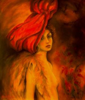 The red hat - Grazyna Federico