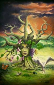 Tree of Life - Grazyna Federico