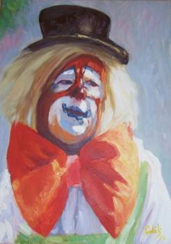 clown - Hasan Celik