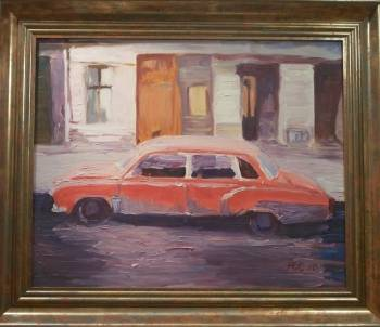 old car - Hasan Celik