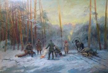 Winter hunting - Igor Janczuk