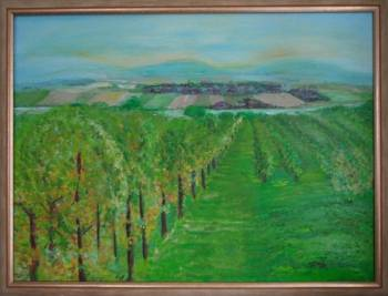 vineyards - Jadwiga Rudnicka