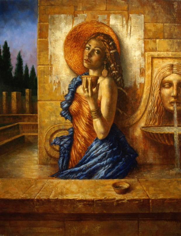 Fountain of youth Jake Baddeley