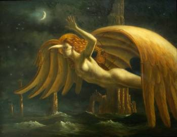 Dream flight - Jake Baddeley