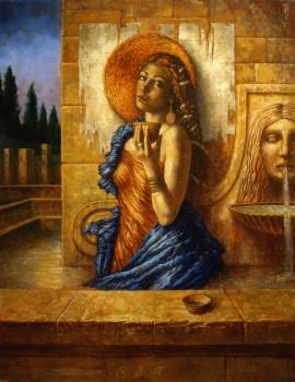 Fountain of youth - Jake Baddeley