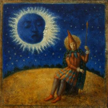 Moon song - Jake Baddeley